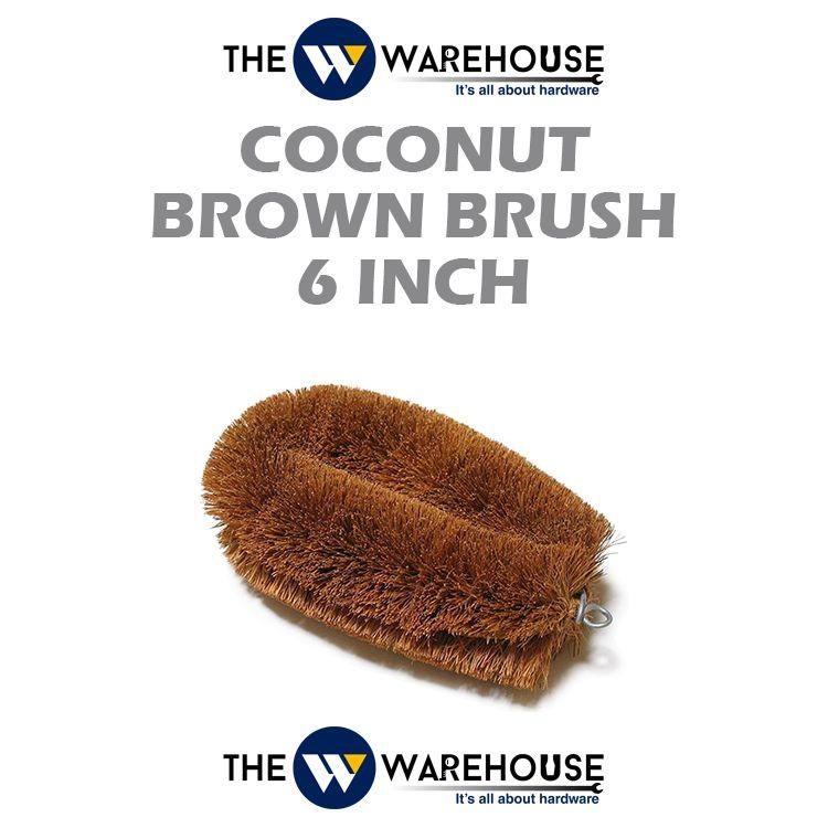 Coconut Brown Brush 6