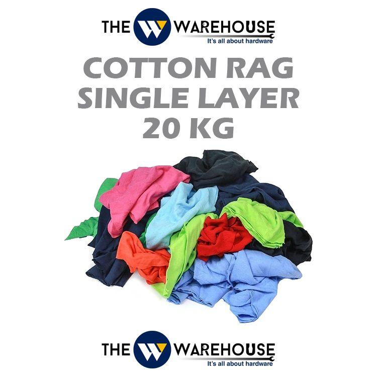 Cotton Rag Single Layer