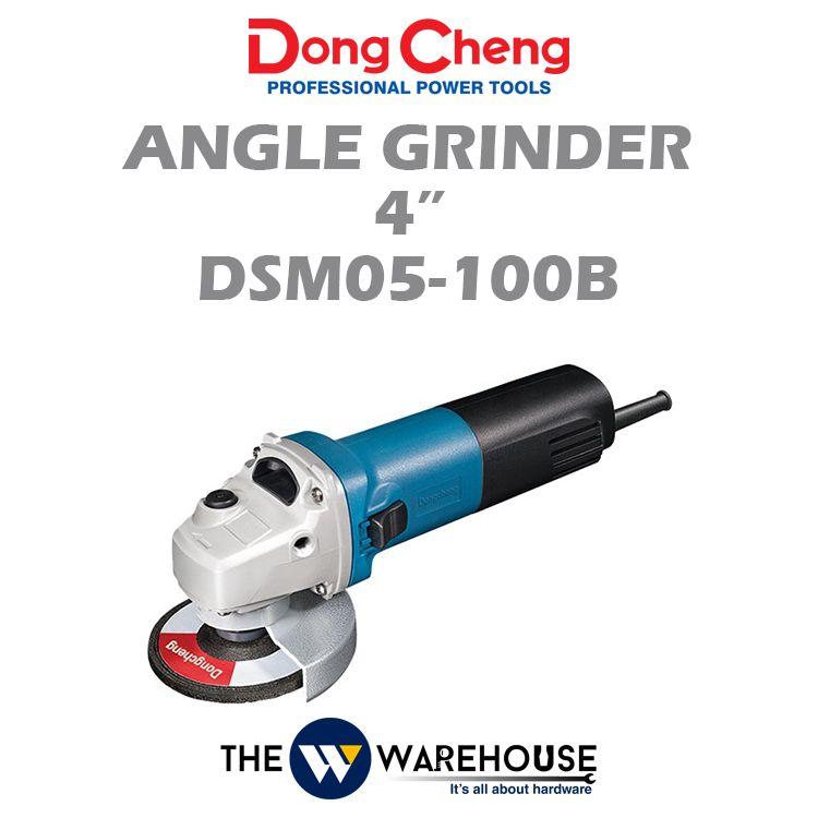 DongCheng Angle Grinder 4