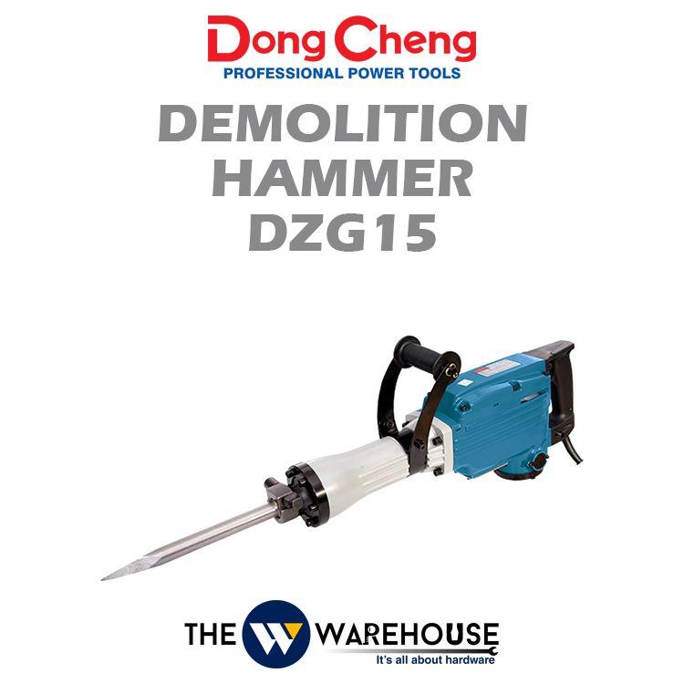 DongCheng Demolition Hammer DZG15