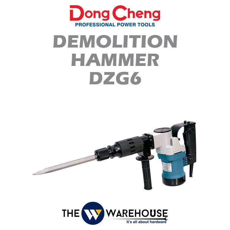 DongCheng Demolition Hammer DZG6