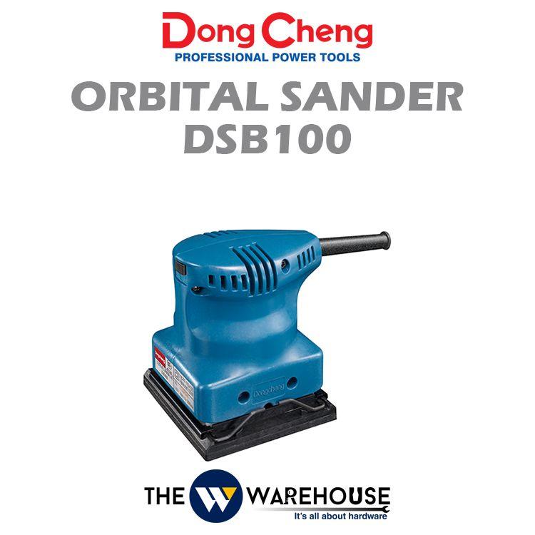DongCheng Orbital Sander DSB100