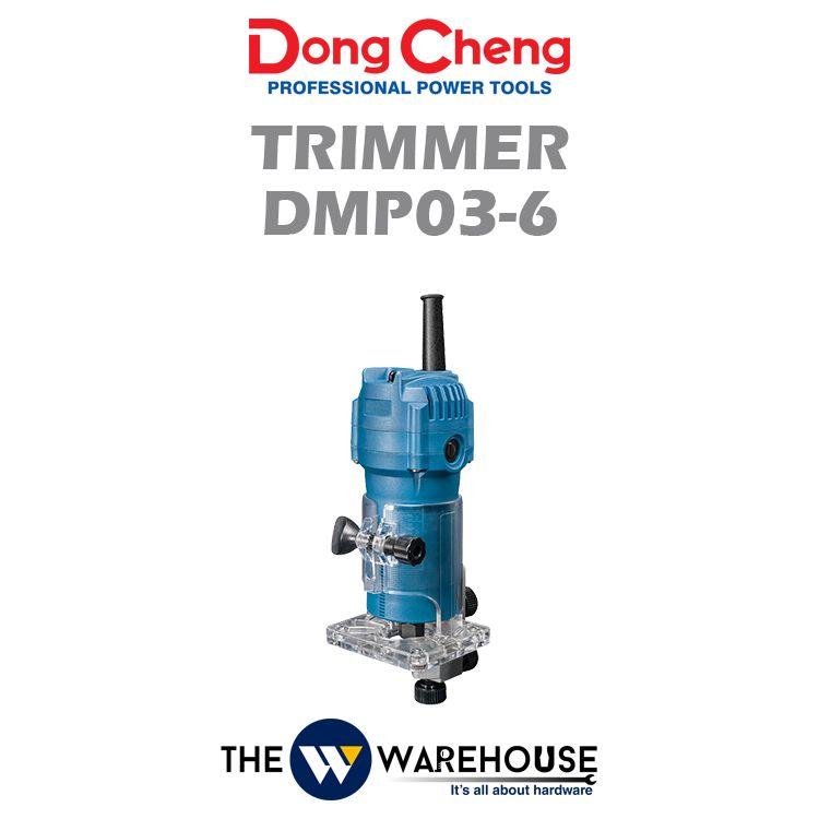 DongCheng Trimmer DMP03-6
