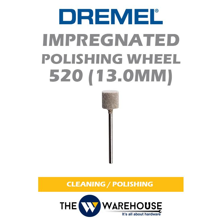 Dremel Impregnated Polishing Wheel 520