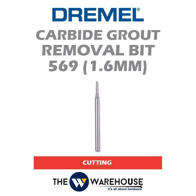 Dremel Carbide Grout Removal Bit 569
