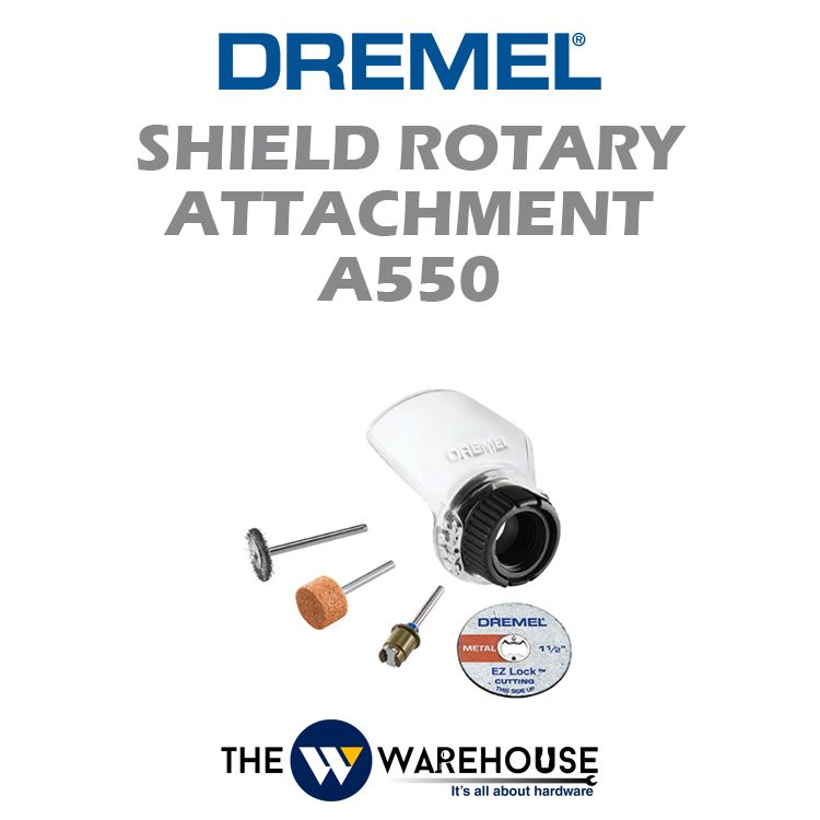 Dremel Shield Rotary Attachment A550