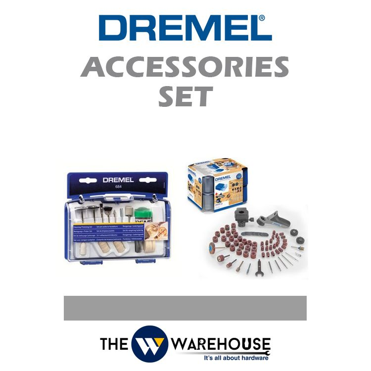Dremel Accessories Set