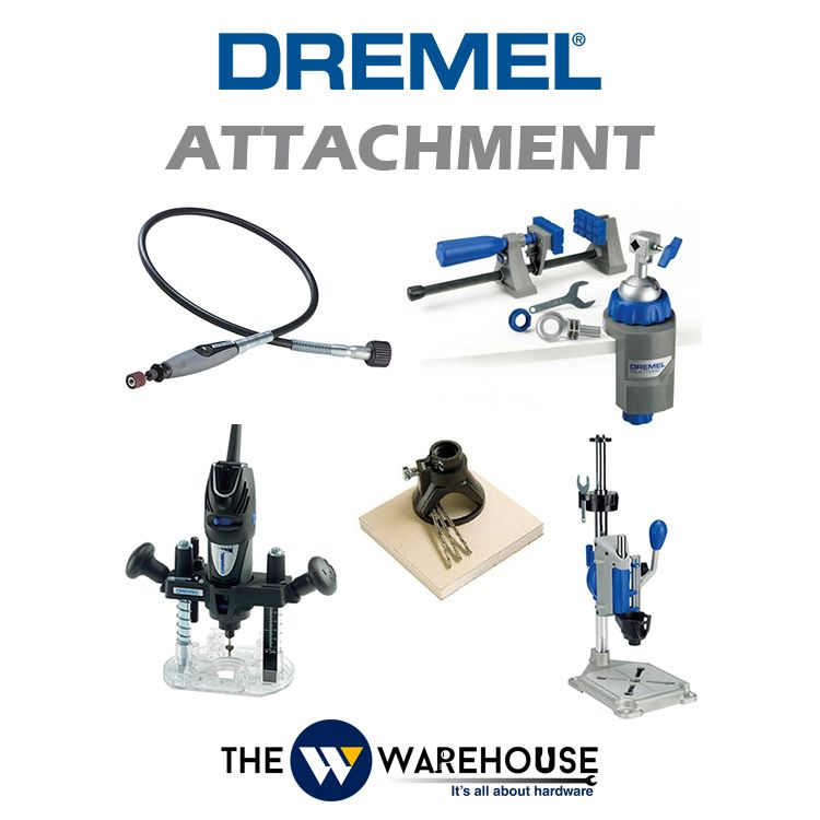 Dremel Attachments