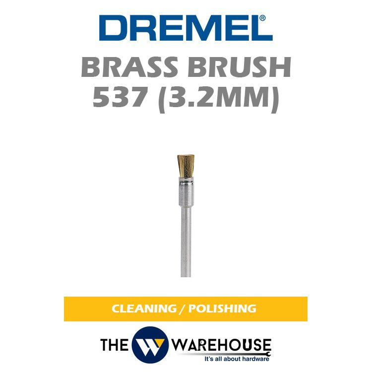 Dremel Brass Brush 537
