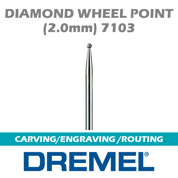 DREMEL CARVING-ENGRAVING-ROUTING 7103 DM