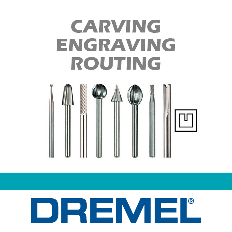 Dremel Carving/Engraving/Routing