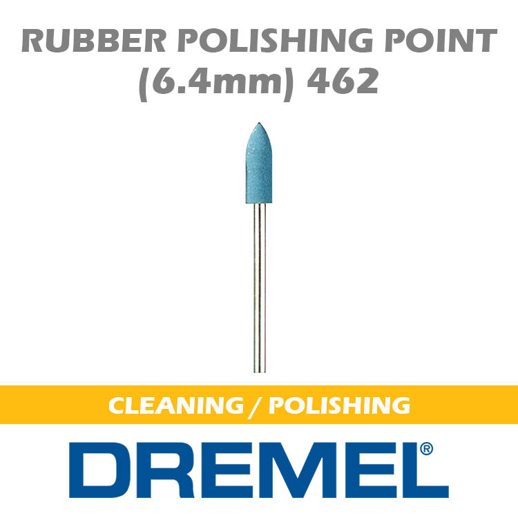 DREMEL CLEANING-POLISHING 462 DM