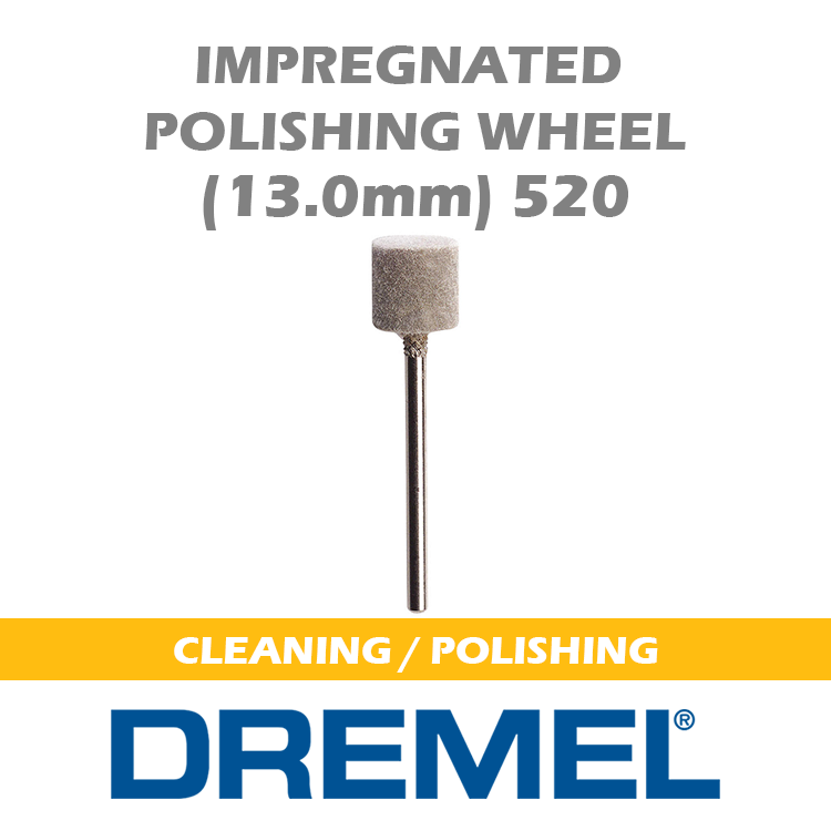 Dremel 520 Imregnated Polishing Wheel