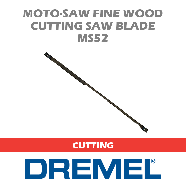 DREMEL CUTTING MS52 DM