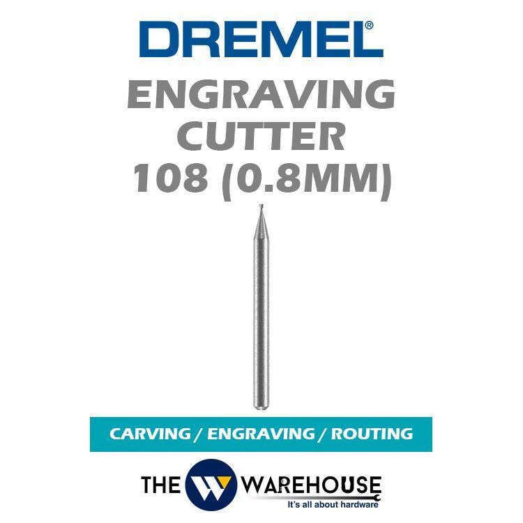 Dremel Engraving Cutter 108