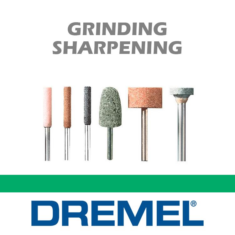 Dremel Griding/Sharpening