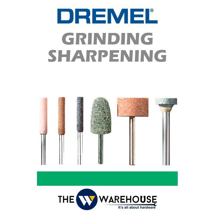 Dremel Grinding/Sharpening