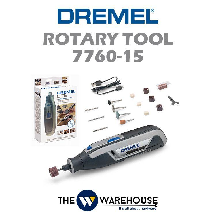 Dremel Lite Cordless Rotary Tool 7760-15