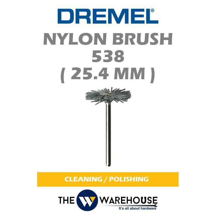 Dremel Nylon Brush 538
