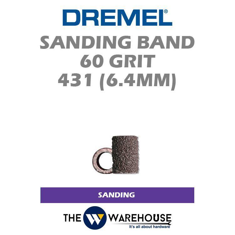 Dremel Sanding Band G60 431