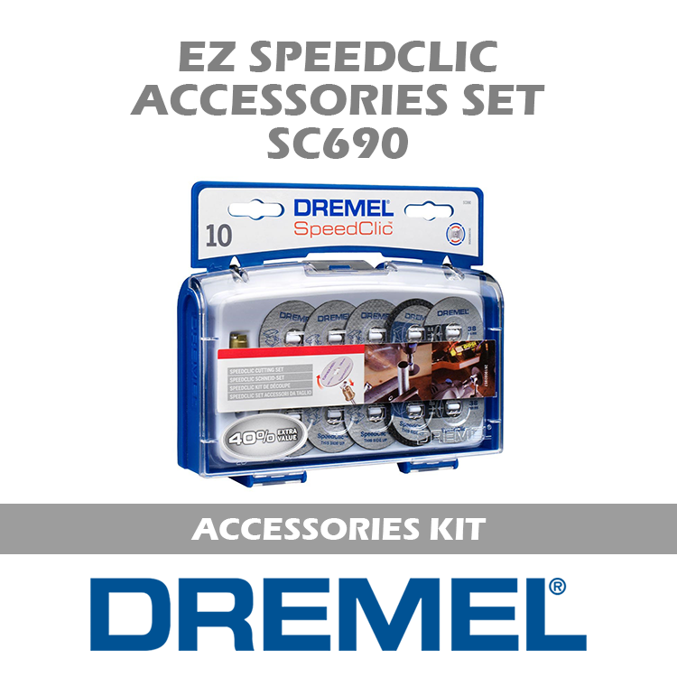 DREMEL SET SC690 DM