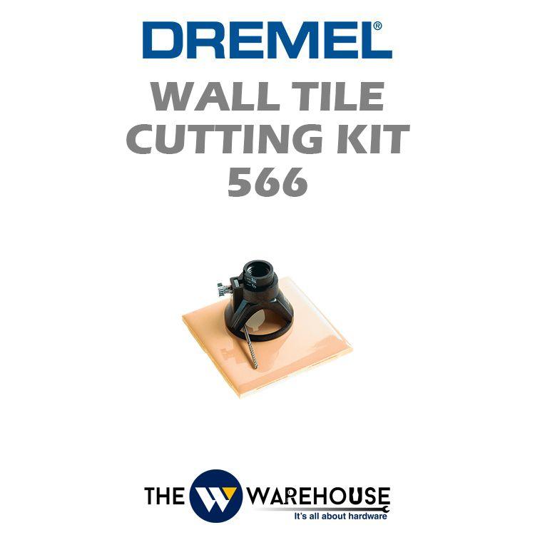 Dremel Wall Tile Cutting Kit 566