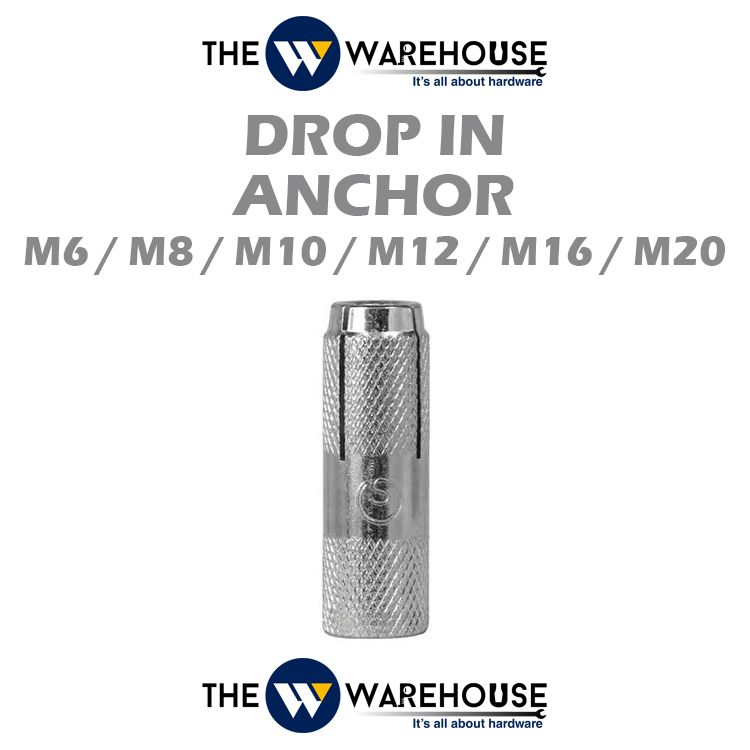 Drop in Anchor - Metric
