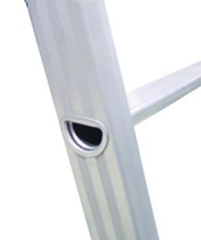 Everlas Heavy Duty Single Pole Ladder