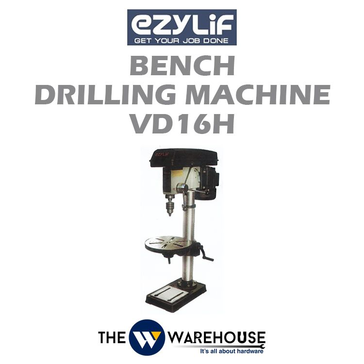 Ezylif Bench Drilling Machine VD16H