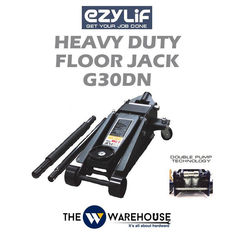 Ezylif Heavy Duty Floor Jack G30DN