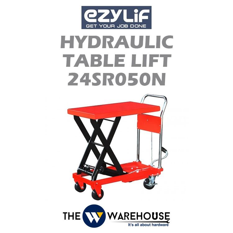 Ezylif Hydraulic Table Lift 24SR050N