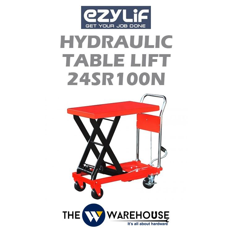 Ezylif Hydraulic Table Lift 24SR100N