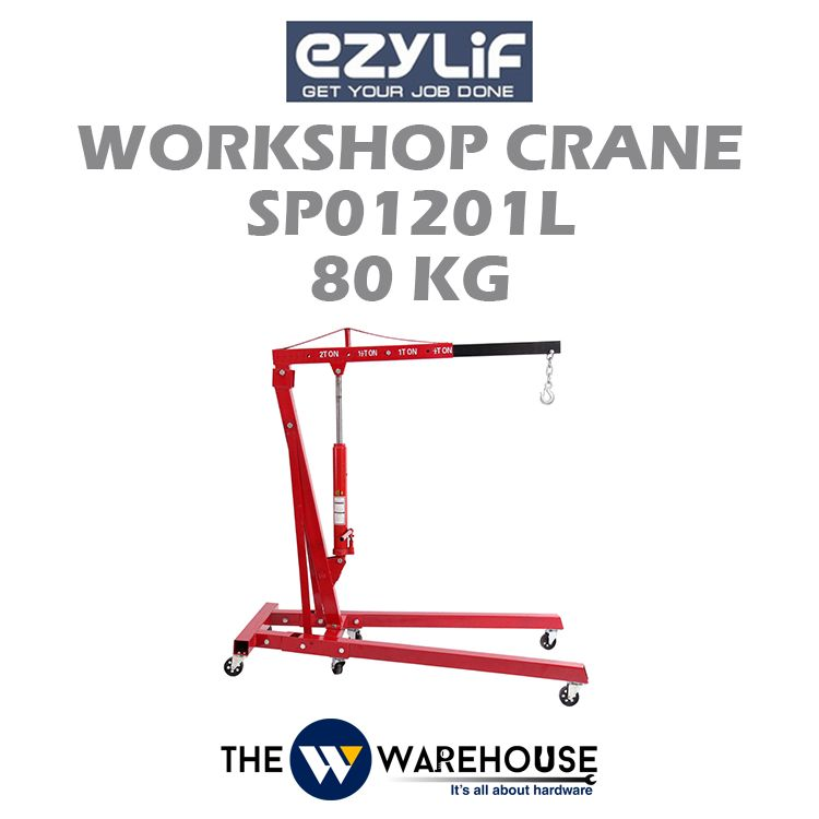 Ezylif Workshop Crane SP01201L (80kg)