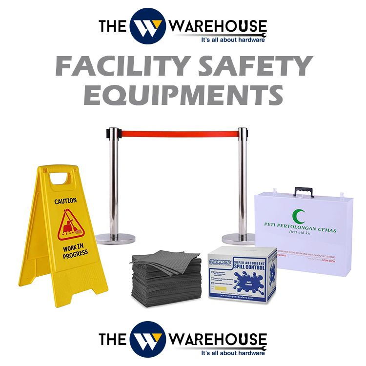 Facility Safety Equipments