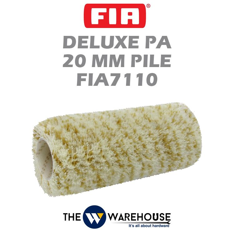 FIA 7110 Deluxe PA 20mm Pile