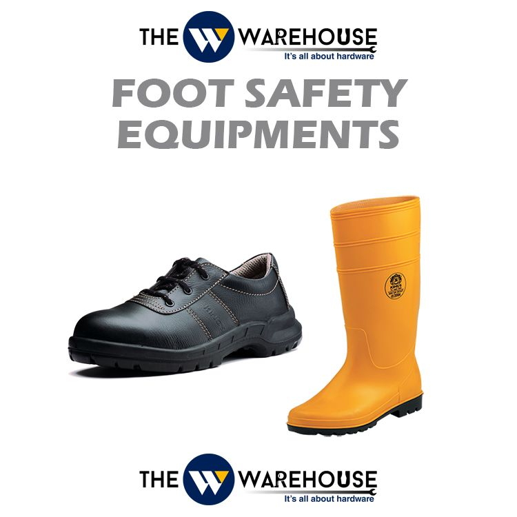 Foot Safety Equipments