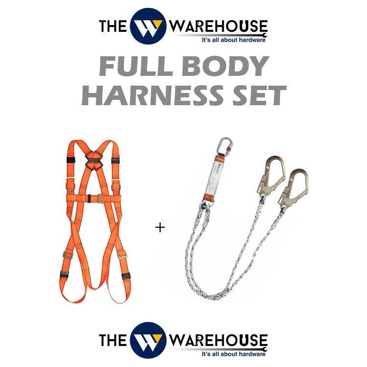 Full Body Harness Set