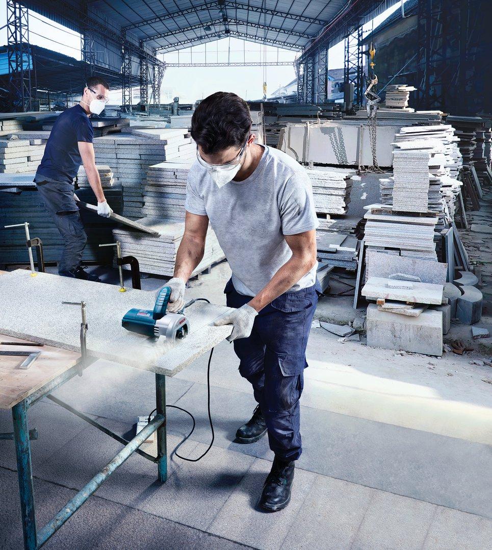 Bosch Marble Saw GDC 140