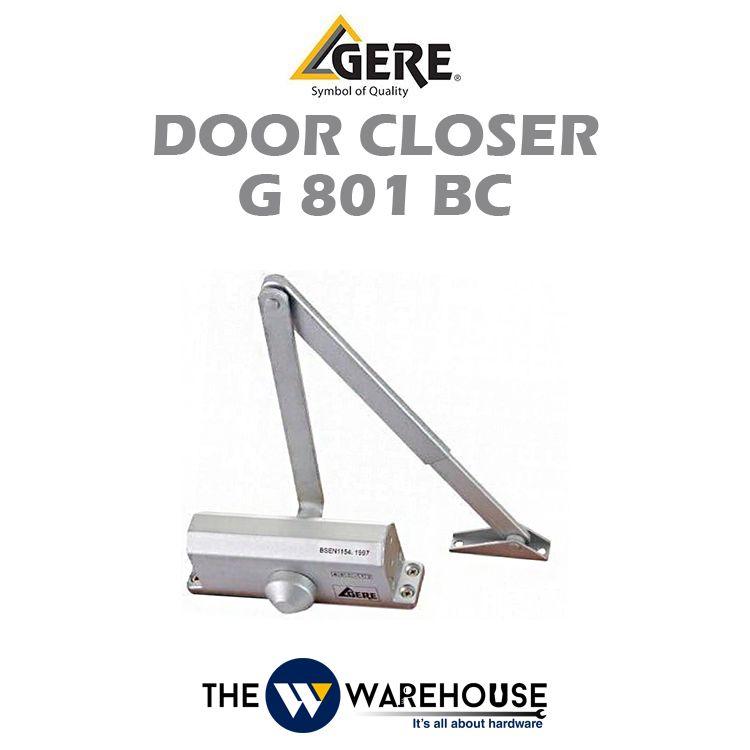 GERE Door Closer G801BC