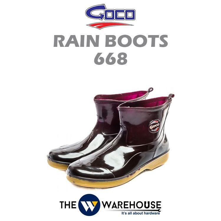 Goco Rain Boots 668
