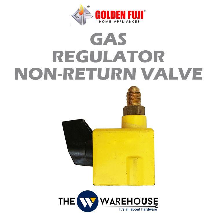 Golden Fuji Gas Regulator (Non-Return Valve) 183B