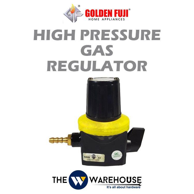 Golden Fuji High Pressure Gas Regulator 181DP