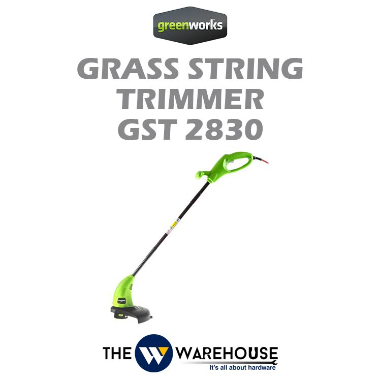 Greenworks Grass String Trimmer GST2830