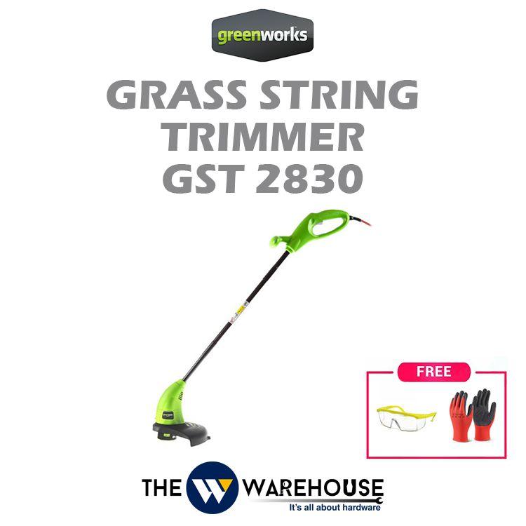 Greenworks GST2830 - Combo 1