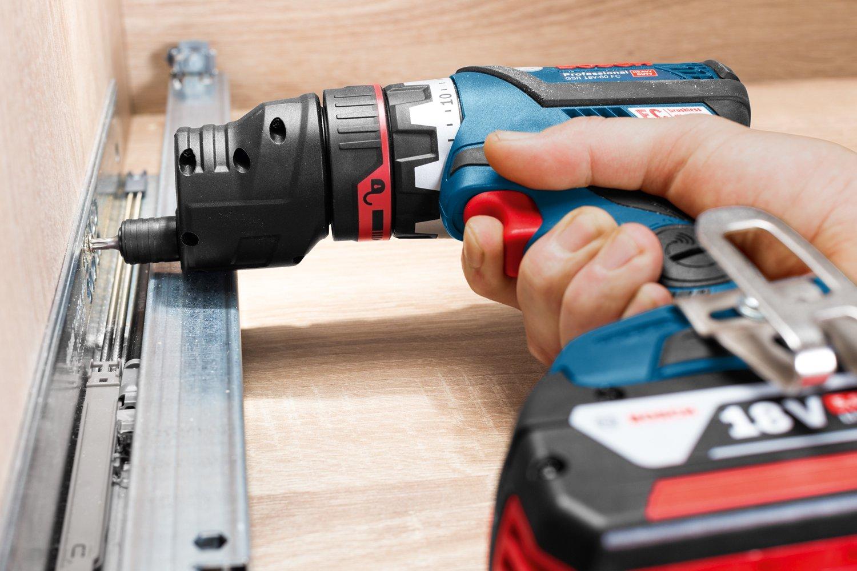 Bosch Cordless Drill / Driver GSR 18 V-60 FC