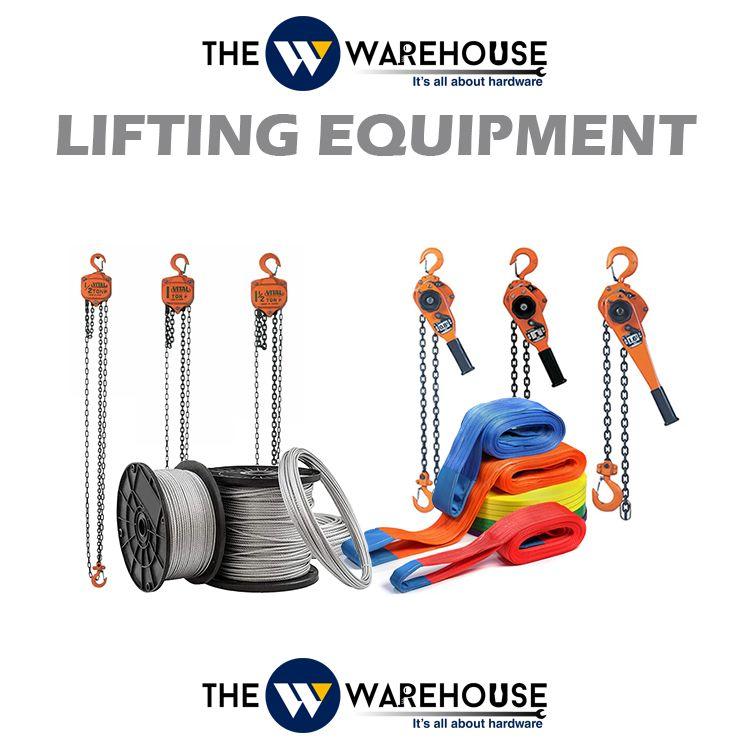 hand tools - Lifting Equipment