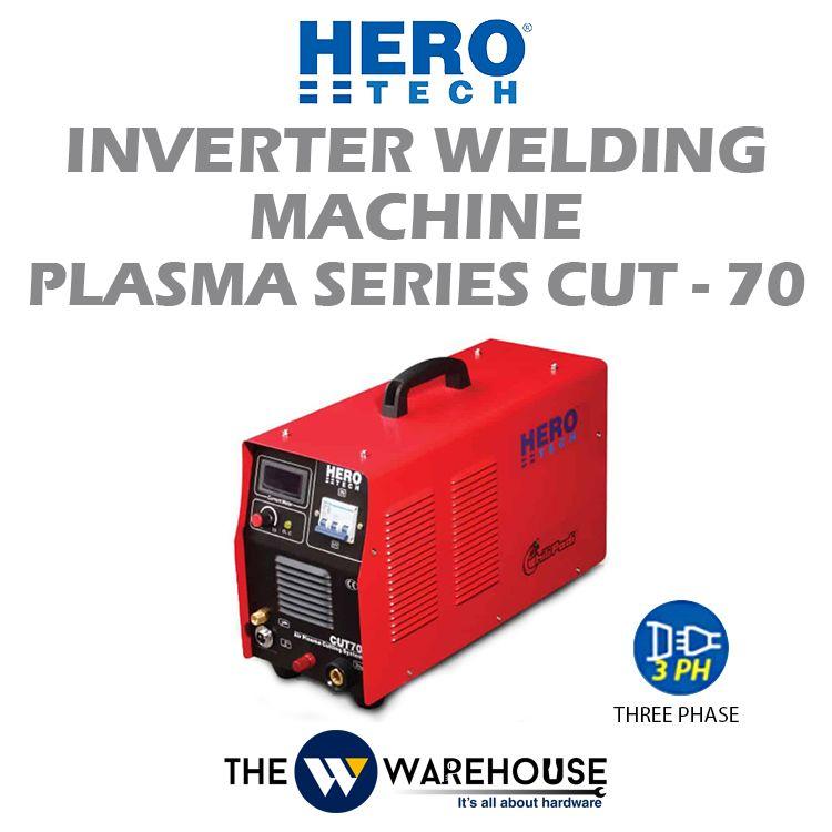 Hero Tech Inverter Welding Machine - PLASMA Series CUT-70