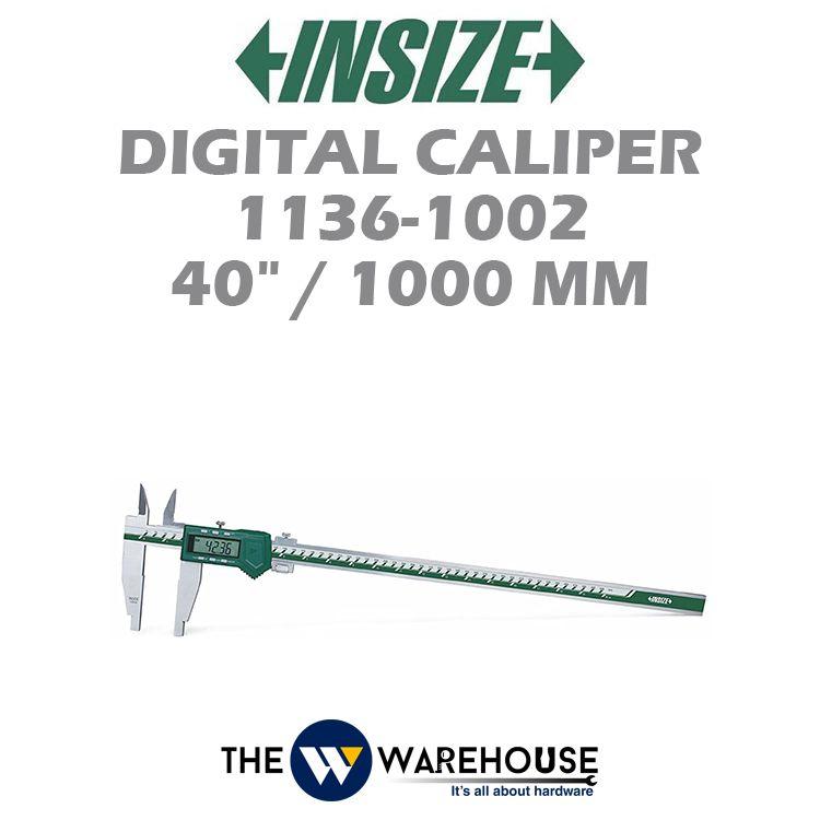 Insize Digital Caliper 1136-1002