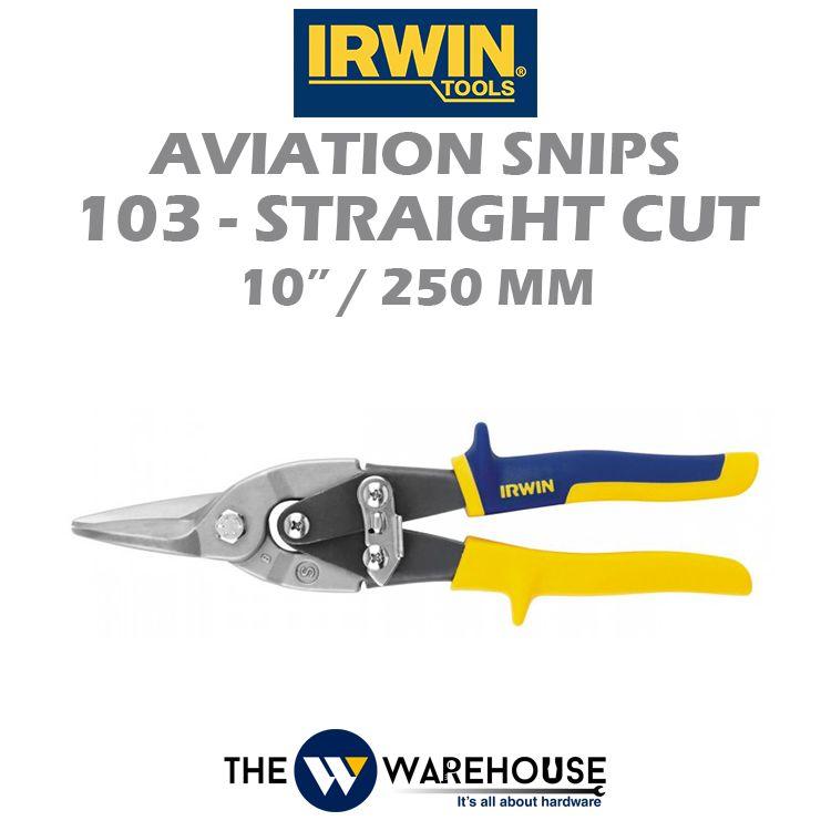 Irwin Aviation Snips 103