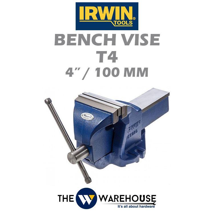 Irwin Bench Vise T4 4